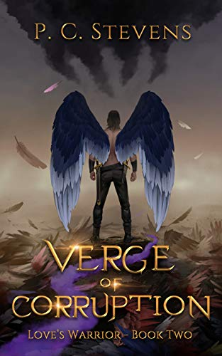 Book Cover of Verge of Corruption: Love's Warrior Book Two