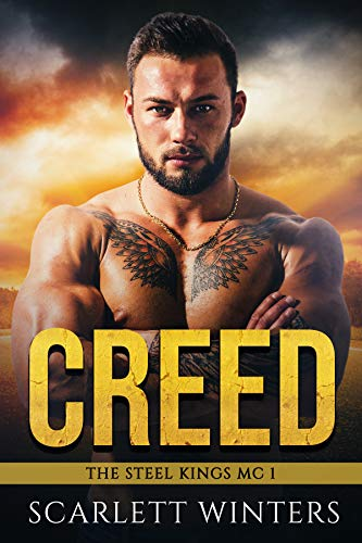 Book Cover of Creed (The Steel Kings MC Book 1)