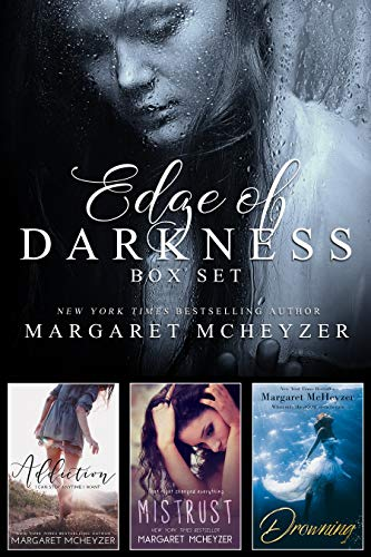 Book Cover of Edge of Darkness Box Set