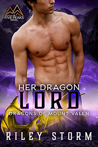 Book Cover of Her Dragon Lord (Dragons of Mount Valen Book 2)