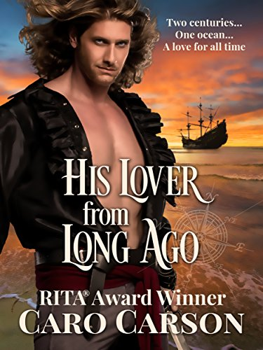 Book Cover of His Lover from Long Ago: A Time Travel Romance