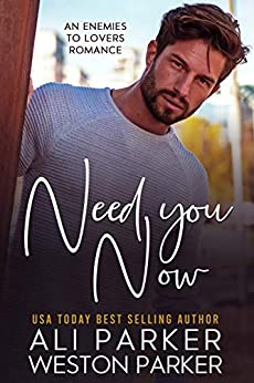 Book Cover of Need You Now