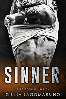 Book Cover of Sinner: A Reed Security Romance