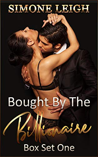 Book Cover of The Master Series. Box Set One. Books 1 to 6: Bought by the Billionaire (Bought By the Billionaire Box Set)