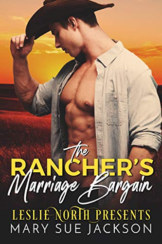 Book Cover of The Rancher's Marriage Bargain