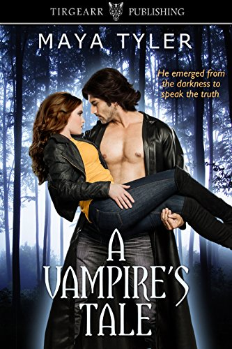 Book Cover of A Vampire's Tale: The Magicals Series, #1