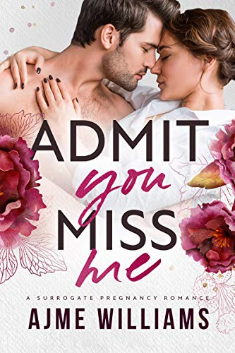 Book Cover of Admit You Miss Me