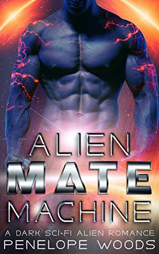 Book Cover of Alien Mate Machine: A Sci-Fi Romance