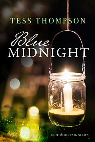 Book Cover of Blue Midnight (Blue Mountain Series Book 1)