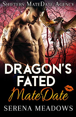 Book Cover of Dragon's Fated MateDate: Shifters MateDate Agency
