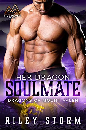 Book Cover of Her Dragon Soulmate (Dragons of Mount Valen Book 3)
