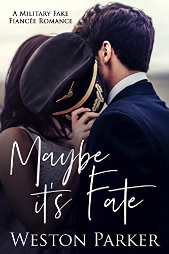 Book Cover of Maybe it's Fate