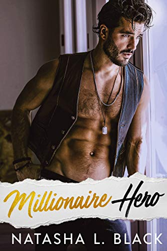Book Cover of Millionaire Hero (Freeman Brothers Book 4)