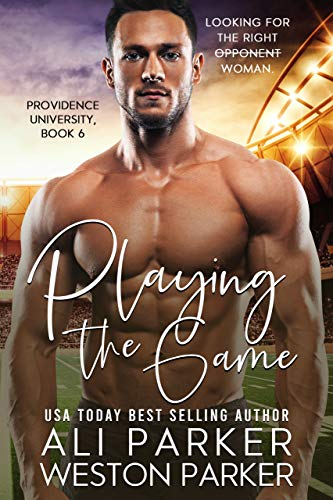 Book Cover of Playing The Game (Providence University Book 6)