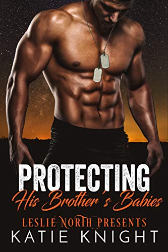 Book Cover of Protecting His Brother's Babies