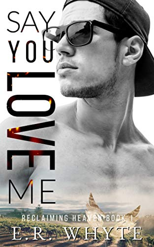 Book Cover of Say You Love Me