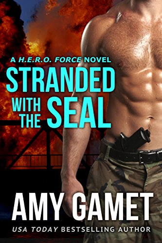 Book Cover of Stranded with the SEAL (HERO Force Book 1)