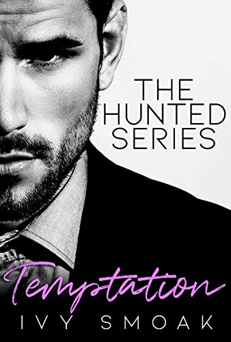 Book Cover of Temptation (The Hunted Series Book 1)