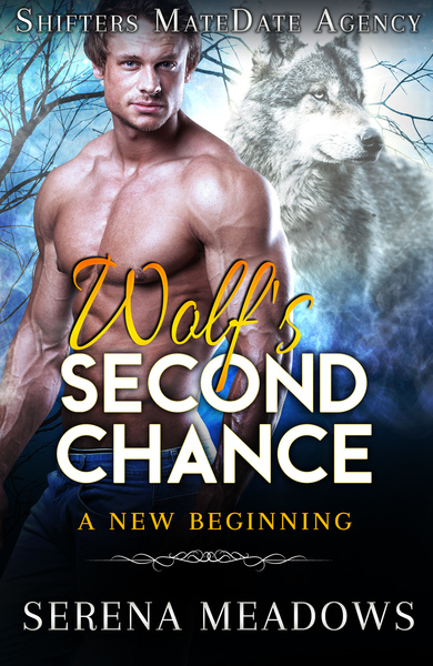 Book Cover of Wolf's Second Chance