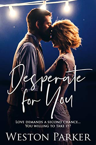 Book Cover of Desperate For You