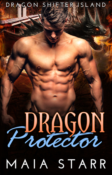 Book Cover of Dragon Protector