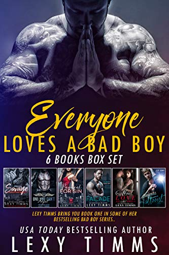 Book Cover of Everybody Loves A Bad Boy