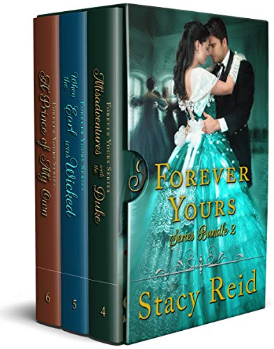 Book Cover of Forever Yours Series Bundle (Book 4-6) (Forever Yours Boxset 2)
