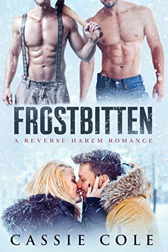 Book Cover of Frostbitten: A Reverse Harem Romance