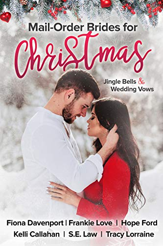 Book Cover of Mail-Order Brides For Christmas