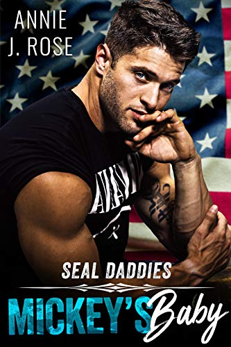 Book Cover of Mickey's Baby (SEAL Daddies)
