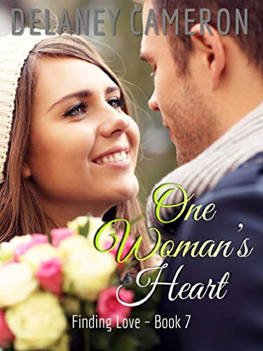 Book Cover of One Woman's Heart (Finding Love Book 7)