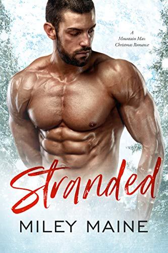 Book Cover of Stranded: A Mountain Man Christmas Romance
