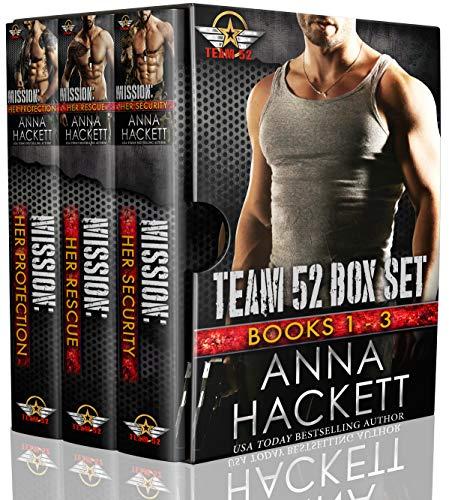 Book Cover of Team 52 Box Set: Books 1-3