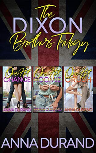 Book Cover of The Dixon Brothers Trilogy: Hot Brits, Books 1-3
