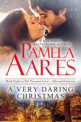 Book Cover of A Very Daring Christmas (The Tavonesi Series Book 8)