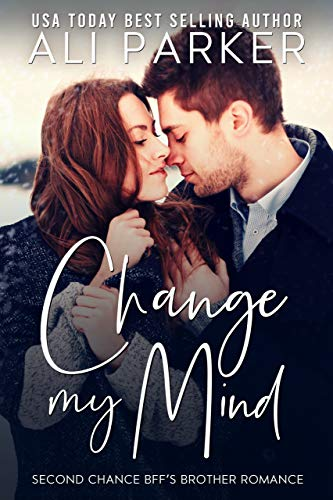 Book Cover of Change My Mind