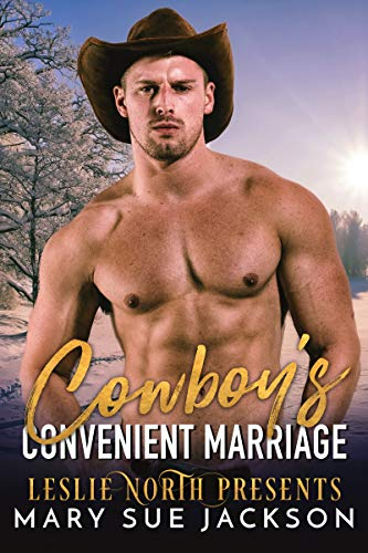 Book Cover of Cowboy's Convenient Marriage