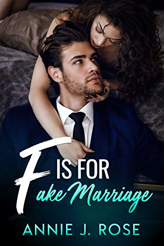 Book Cover of F is for Fake Marriage (Office Secrets Book 4)