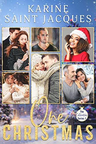 Book Cover of One Christmas (The Celebrations Series Book 1)