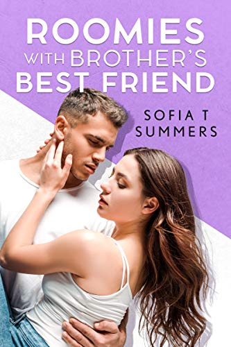 Book Cover of Roomies with Brother's Best Friend