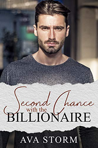 Book Cover of Second Chance with the Billionaire