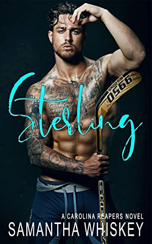 Book Cover of Sterling: A Carolina Reapers Novel