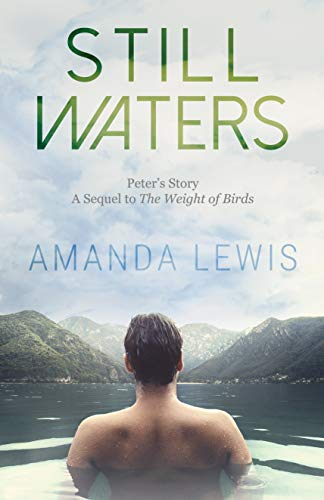 Book Cover of Still Waters: Peter's Story: A Sequel to The Weight of Birds (The Levander Brothers Book 2)