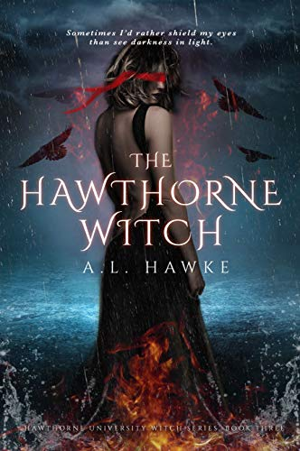 Book Cover of The Hawthorne Witch (The Hawthorne University Witch Series Book 3)