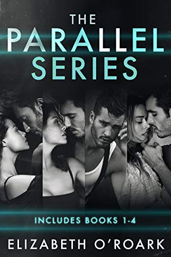 Book Cover of The Parallel Series, Books 1-4