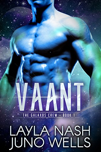 Book Cover of Vaant (The Galaxos Crew Book 1)