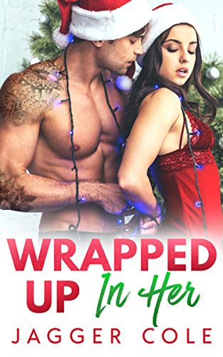 Book Cover of Wrapped Up In Her: An Age Gap Holiday Romance
