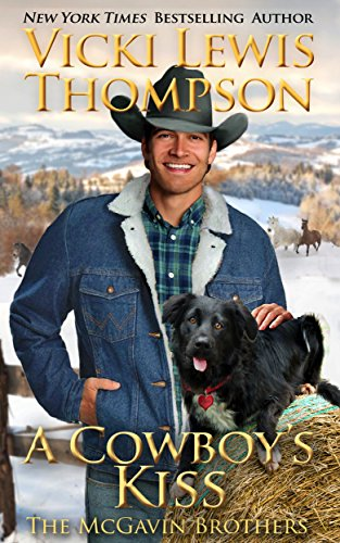 Book Cover of A Cowboy's Kiss (The McGavin Brothers Book 7)