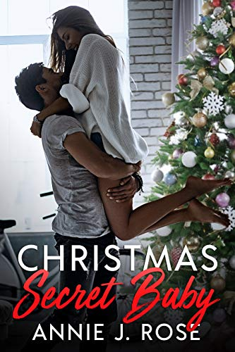 Book Cover of Christmas Secret Baby (Holiday Romances Book 4)