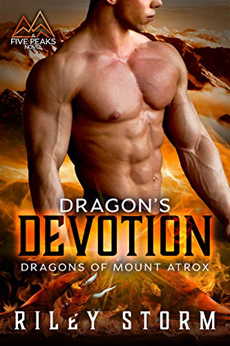 Book Cover of Dragon's Devotion (Dragons of Mount Atrox Book 4)